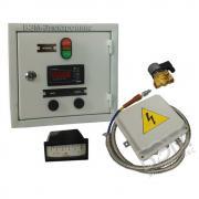 Автоматика управления системой газоимпульсной очистки экономайзера