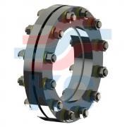Изолирующее фланцевое соединение ИФС-В (два фланца)